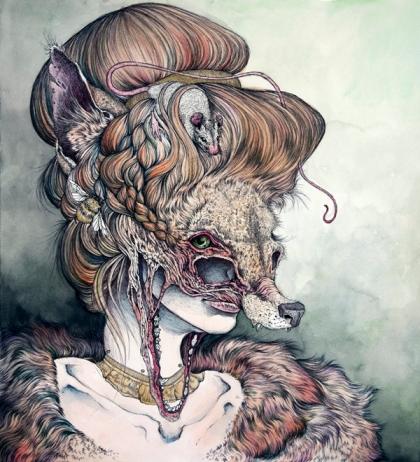 Vulpes-Masquerade